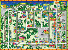 Big Bear Lake Village Map